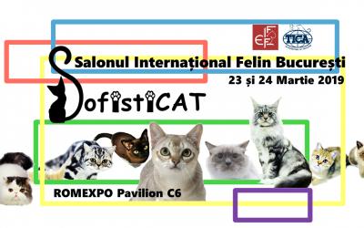 SofistiCAT – Salonul Internațional Felin București