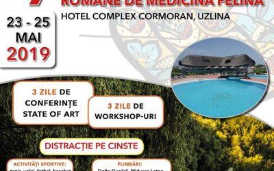Al 7-lea Congres al Societății Române de Medicină Felină