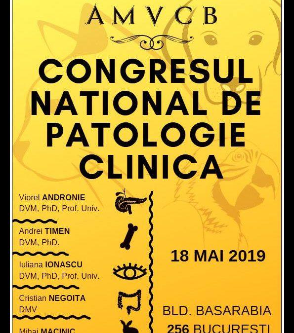 Congresul Național de Patologie Clinică