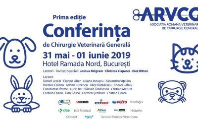 Conferința de Chirurgie Generală Veterinară