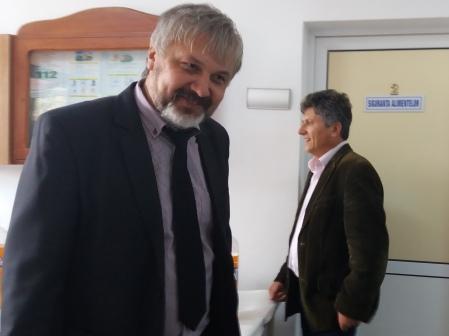 Dr. Florin Sangiu, încă un mandat la șefia CMV Buzău