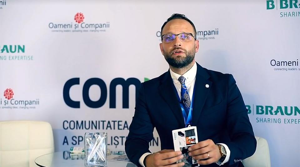 Dr. Bogdan Alexandru VIȚĂLARU: Este important să împarți cu ceilalți colegi atât experiența acumulată în timp, dar și greșelile